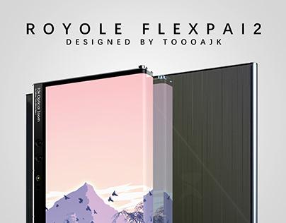 Concept   ROYOLE FlexPai 2