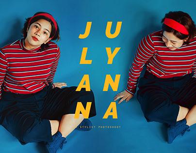 JULYANNA: Fashion Editorial 2