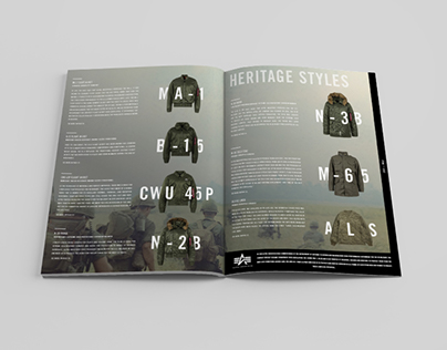 FW18 Catalog - Alpha Industries