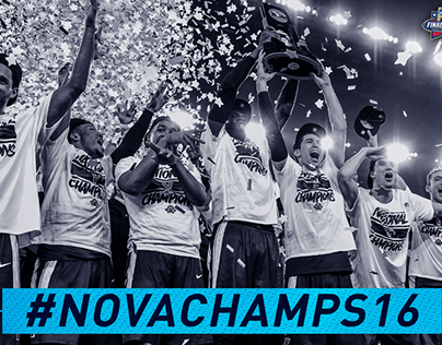 #NOVAChamps Campaigns - Villanova 2020