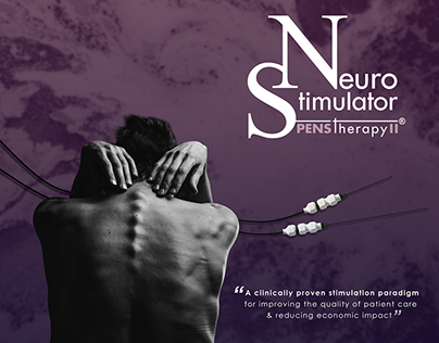 NeuroStimulator PENS Therapy II: Freelance Work