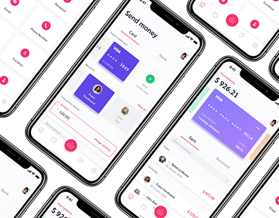 Financial App Design