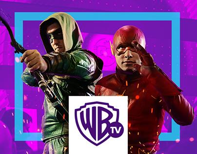 Warner Argentina Comic Con May 2017