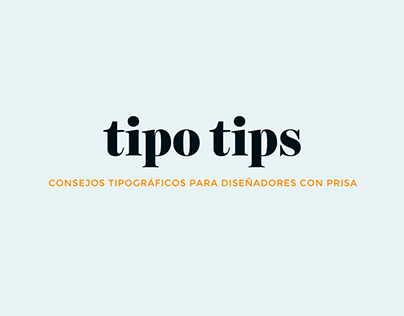 tipotips. Website