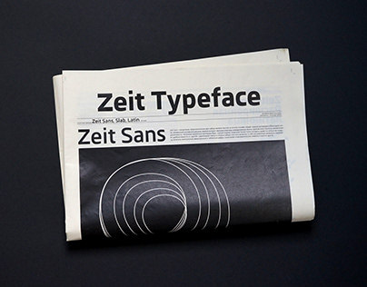 "Newspaper ""ZEIT"""