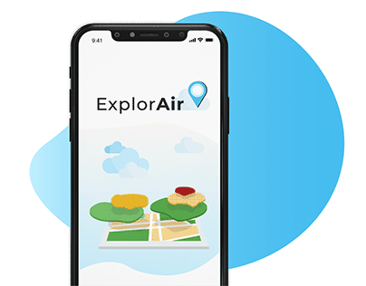 ExplorAir UX || UI Project