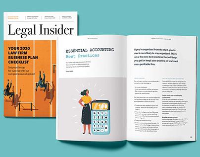Legal Insider Magazine