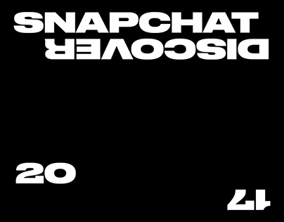 Snapchat Discover - 2017 Reel