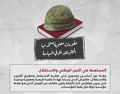 Basic determinants of the army to intervene in politics