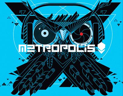 METROPOLIS posters 2016