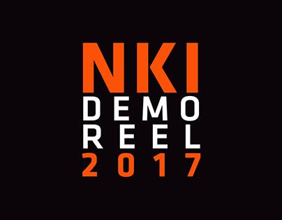 NKI DEMO REEL 2017