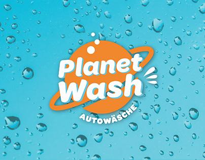 Planet Wash - Carwash