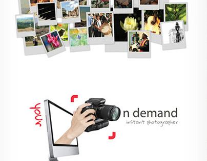 Shutterstock Ad Campaign Design