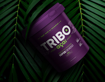 Tribo Açaí - Branding & Packaging