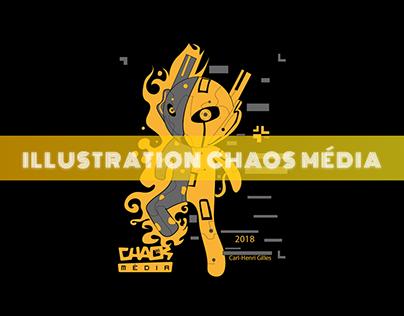 Illustration Chaos Média