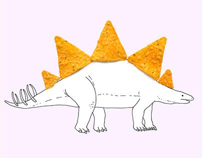 Creative dinosaurus