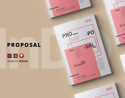 Sharp and Clear Proposal Template