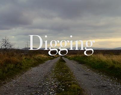 Digging - Motion Design Video