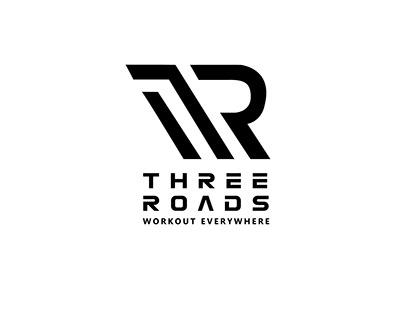 Logo marca THREE ROADS