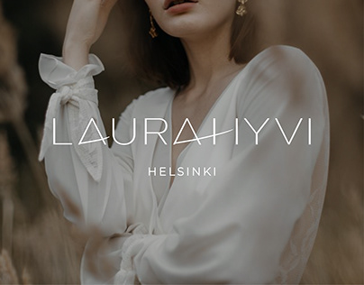 Laura Hyvi   Brand Identity