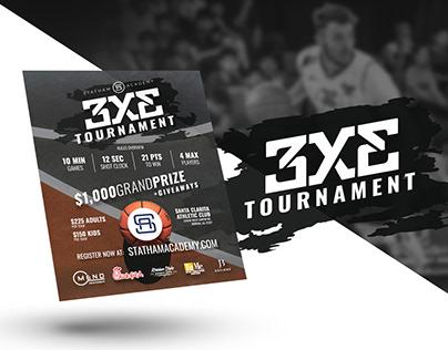 3X3 Basketball Tournament SCV - 2019
