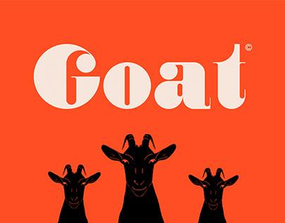 Goat Font ( FREE)