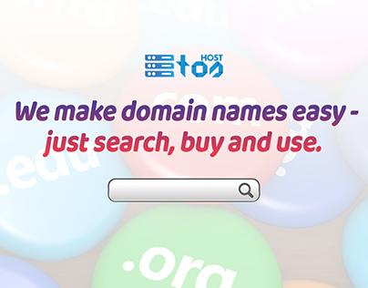 TOShost.com Domain