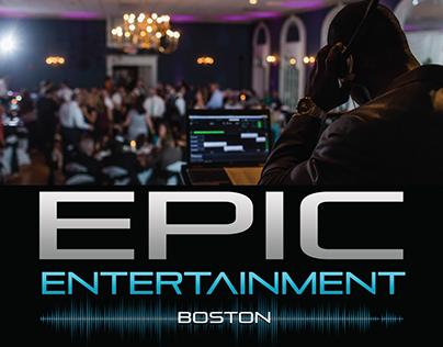 Epic Entertainment - Promotional Fold