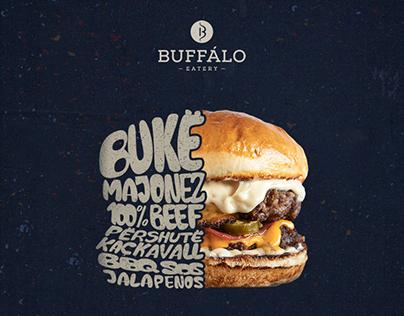 Buffálo Eatery - Social Media Post