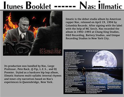 iTunes Digital Booklet