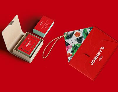 Branding for multibrand wear store
