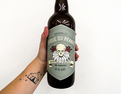 Cirque Du Brandt Beer
