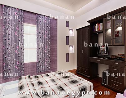 Bedroom Villa Mr.Hany