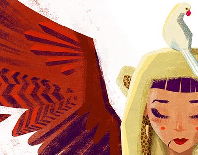 Nai Palm // Illustration