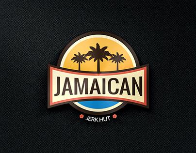 Jamaican Jerk Hut (LOGO DESGN)