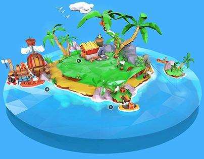 Tropic Island