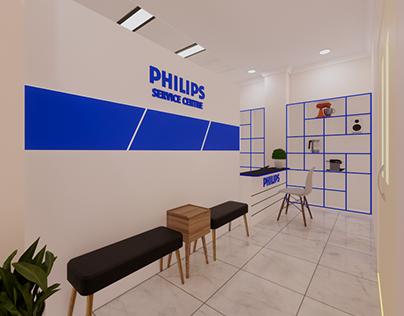 Philips Service Center