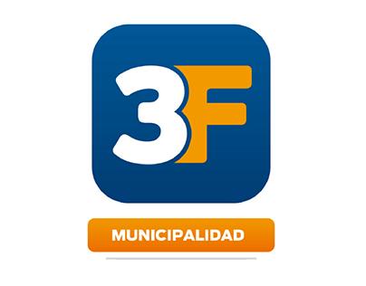 Municipalidad de 3F // Buenos Aires, Caseros