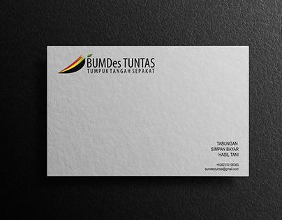 Logo Bumdes Tumpuk Tangah Sepakat