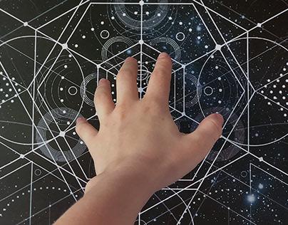 I Feel Futuristic. Cosmic Identity.