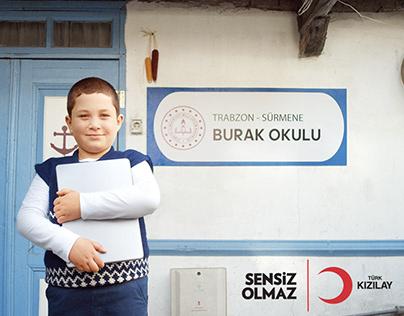 Türk Kızılay - Her ev bir okul olsun!