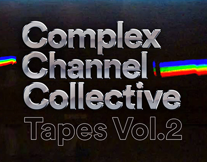 Complex Channel Tapes 2 Identity, Artwork + Promos