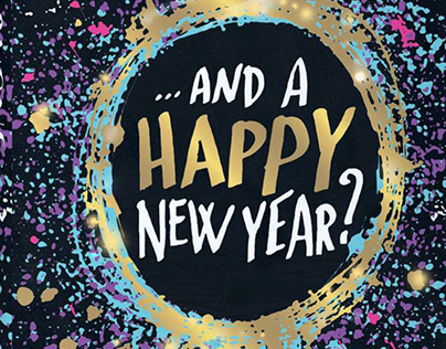 ...And A Happy New Year? Book Cover