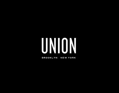Union Surfboards Branding