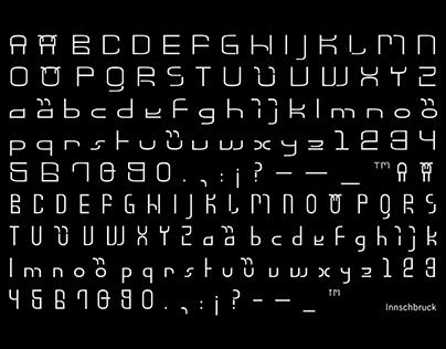 Innschbruck Variable Font