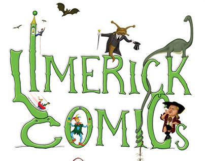 Children's Book Illustration Limerick Comics