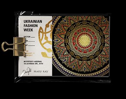 Invitation Design. UFW