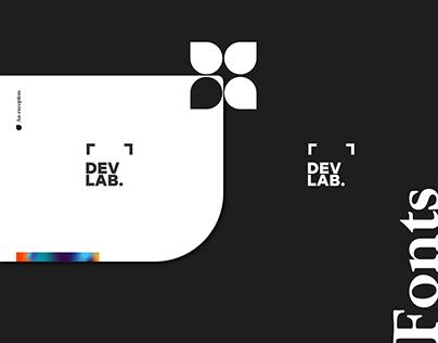 DEVLAB - Visual Identity & Web Design