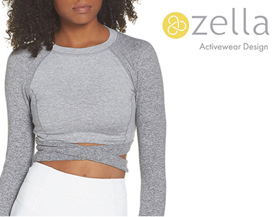 Activewear Design - Zella