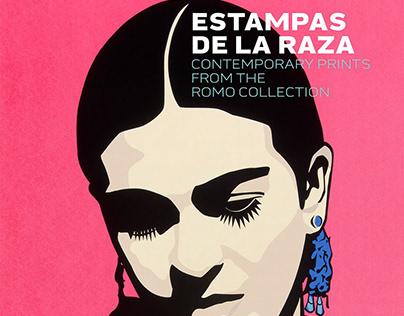 Estampas De La Raza Cover